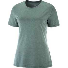 Salomon Comet Classic t-shirt Dames, balsam green